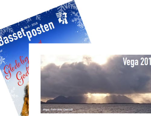 Artikel i norska Bassetposten